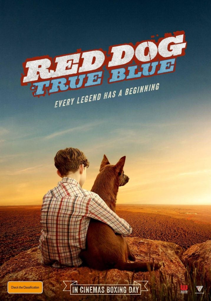 Red Dog True Blue Poster