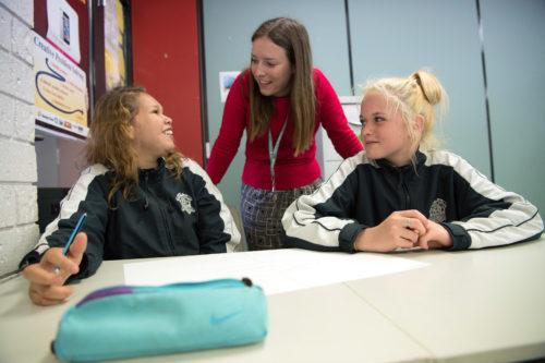 Sasha Lytas, TFA Society & Environment - Testing Teachers - Photograph by David Dare Parker