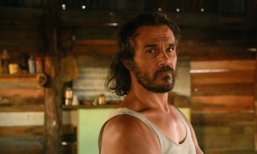 Aaron Pedersen as Jay Swan in GOLDSTONE.