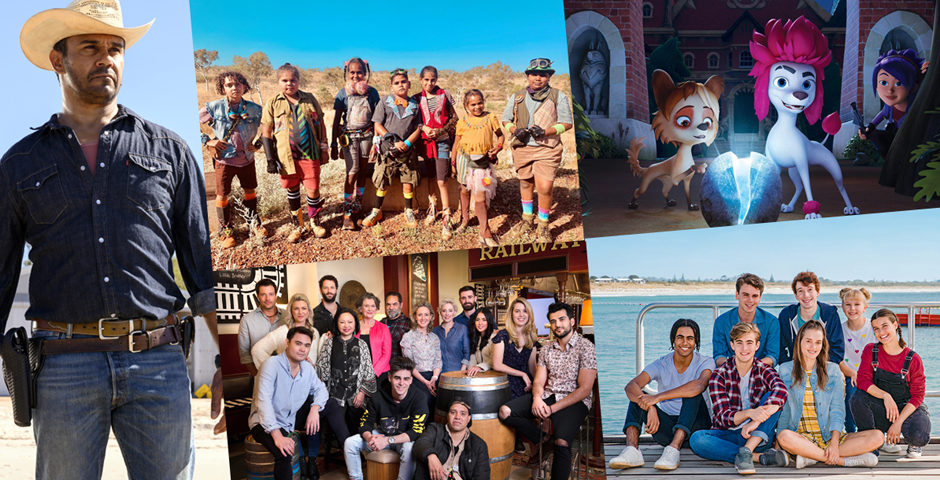 ABC Announces Five Western Australian TV Series to Screen in 2020 -  Screenwest