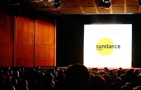 Photo of a cinema auditorium