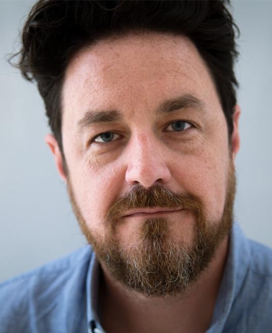 Photo of Aidan O'Bryan