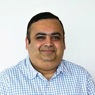 Photo of Yogesh Jhala