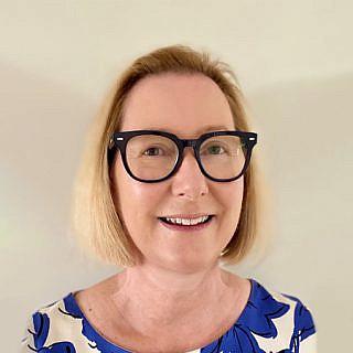 Photo of Carolyn Stroud