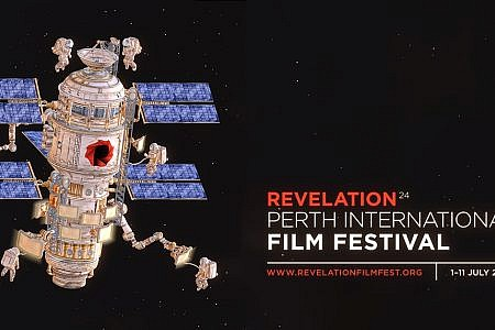 Revelation poster image of space station